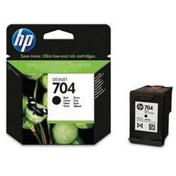 Tusz HP 704 CN692AE oryginalny czarny