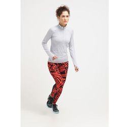 Nike Performance Bluzka z długim rękawem wolf grey heather/reflective silver