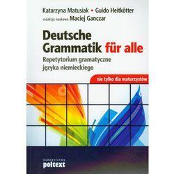 Deutsche Grammatik Fur Alle (opr. miękka)