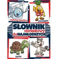 Słownik obrazkowy dla najmłodszych - angielski