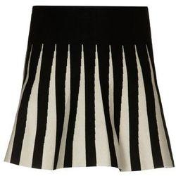 Derhy GAELLE Spódnica trapezowa noir/beige