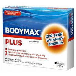 Bodymax Plus tabletki BodyMax Plus (30tabl.)