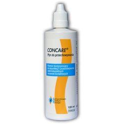 Concare Aufbewahrung 120 ml. - środek do przechowywania twardych soczewek kontaktowych