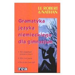 Gramatyka języka niemieckiego dla gimnazjum (opr. miękka)