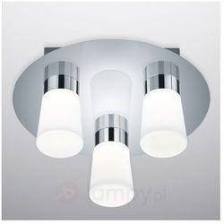 Łazienkowa lampa sufitowa LED Santje
