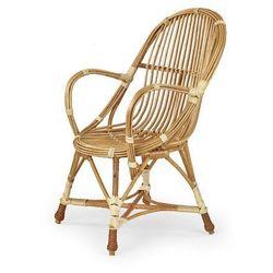 Krzesło ogrodowe Halmar WICKER