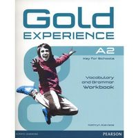 Gold Experience A2 Grammar & Vocabulary WB (opr. miękka)