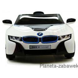 SAMOCHÓD NA AKUMULATOR : BMW i8 CONBCEPT