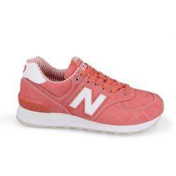 new balance 574 wl574ogp szare rozowe