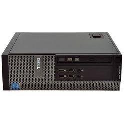 Dell OptiPlex 7020 CA015D7020SFF11 - Core i5 4590 / 8 GB / 500 / Intel HD 4600 / DVD / Windows 10 Pro lub 8.1 Pro lub 7 Pro / pakiet usług i wysyłka w cenie