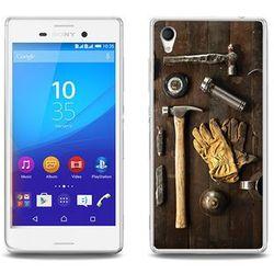 Foto Case - Sony Xperia M4 Aqua - etui na telefon Foto Case - narzędzia