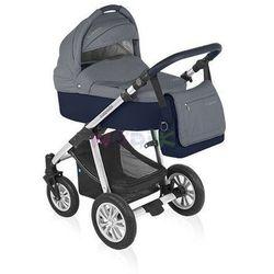 Wózek wielofunkcyjny Lupo Dotty Baby Design (granatowy)