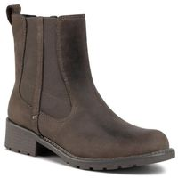 Sztyblety CLARKS - Orinoco Club 261465684 Dark Grey