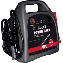 Urządzenie rozruchowe, booster APA Powerpack Bully z 4 A ładowarką 16526, Prąd rozruchowy (12V): 1000 A, 18 Ah