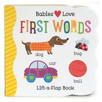 First Words Lift a Flap