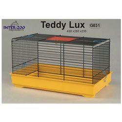 Inter-Zoo klatka dla chomika Teddy Lux