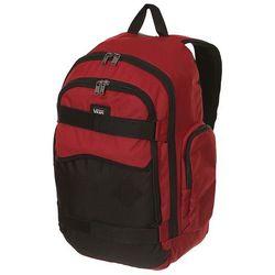 plecak Vans Transient II Skate - Red/Black