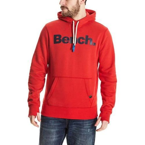 bluza BENCH - Her. Sweat Bench Red (RD012)