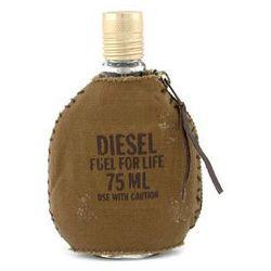 Diesel Fuel for life perfumy męskie - woda toaletowa 50ml - 50ml