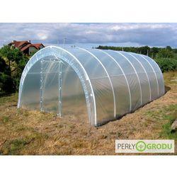 Tunel foliowy (ogrodniczy) PCV 4m x 3m x 1,9m UV-4 - WYSYŁKA GRATIS