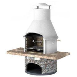 Grill betonowy Rondo wersja 3