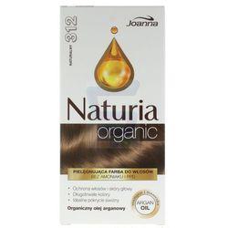 Joanna Naturia organic farba do włosów bez amoniaku Natural nr 312