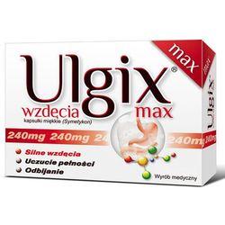 ULGIX wzdęcia max 30 kapsułek