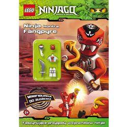 Książka AMEET LEGO Ninjago. Ninja kontra Fangpyre