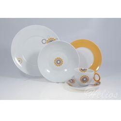 Zestaw obiadowo-kawowy dla 6 os./ 30 części - E-947 QUEBEC