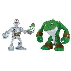 Zabawka PLAYMATES TOYS Turtles Żółwie Ninja Kraang i Leatherh Half Shell Heros PreCool Basic