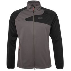 Jack Wolfskin CHARGE Kurtka Softshell dark steel