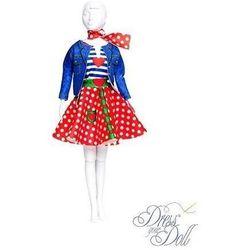Model ubrania - Lucy Polka Dots (poziom trudny)