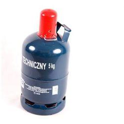Butla gazowa turystyczna BT-5