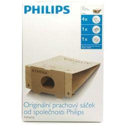 Philips Papierowy worek do odkurzacza HR6947/01