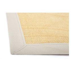 PAPIEROWA Mata stołowa papierowa o wymiarach 30x45cm w kolorze jasno-brązowym