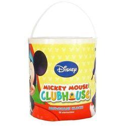 Klocki drewniane 50 elementów Klub Przyjaciół Myszki Miki