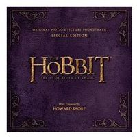 Hobbit: The Desolation Of Smaug (hobbit: Pustkowie Smauga), The - Soundtrack (Płyta CD)