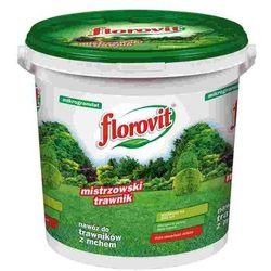 Nawóz do trawy antymech FLOROVIT z żelazem (Fe) 8kg w wiadrze