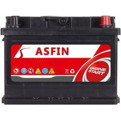 Akumulator ASFIN 80Ah 730A (EN) P+