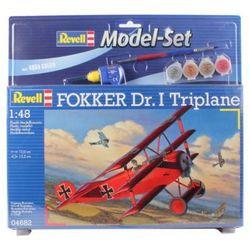 REVELL Model Set Fokker Dr. 1 Triplan