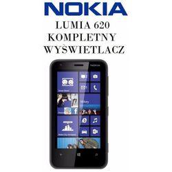 WYŚWIETLACZ LCD+DIGITIZER NOKIA LUMIA 620