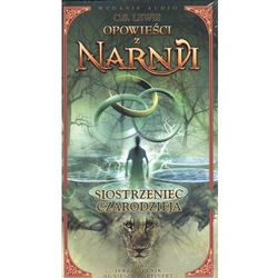 Opowieści z Narnii. Siostrzeniec czarodzieja. Książka audio 4CD - C. S. Lewis - Dostawa Gratis, szczegóły zobacz w sklepie