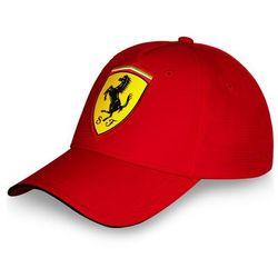 Czapka baseballowa Scudetto Carbon red Ferrari F1 Team 2016