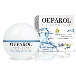 OEPAROL HYDROSENSE Krem ochronny intensywnie nawilżający SPF 15 50 ml