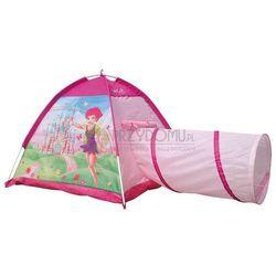 Namiot Wróżki z tunelem dla dzieci