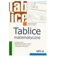 Tablice Matematyczne (opr. miękka)