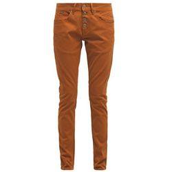 Denim Hunter NIHAN Spodnie materiałowe copper brown