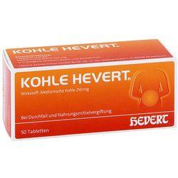 Kohle Hevert tabletki węglowe 50 szt.