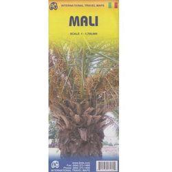Mapa Mali (opr. miękka)