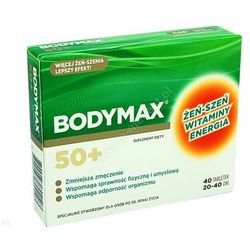 Bodymax Senior tabl. x 40 ( data waznosci 2013.12.31 )
